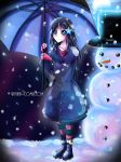 let it snow by RyuKais-Comix
