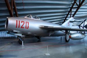 Mikoyan Gurevich MiG-15bis by Daniel-Wales-Images