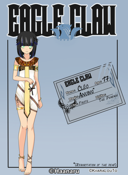 [ID CARD FT] Cleo by KiiaraLouTo