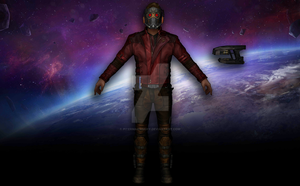 Star Lord (Infinity War) by Pitermaksimoff
