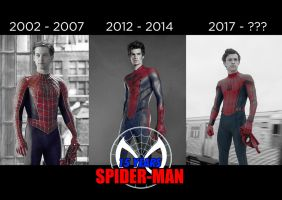 15 Years since Sam Raimi by JMK-Prime