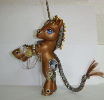 MLP Custom 'Clockwork Legend' by colorscapesart