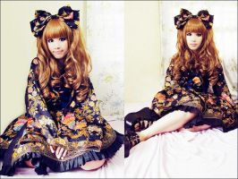 Widdle Wa Lolita by dolldelight