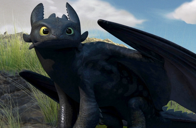 Toothless - 'Look' by Rishkhaan