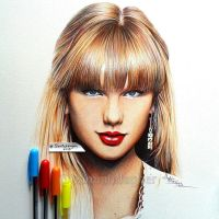 Taylor Swift by samiahdagher
