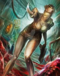 Silent Hill Hipon by scarypet