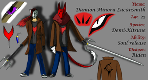 Damion ref sheet by Both-eyes-open