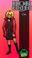 Cal by WolfMagnum