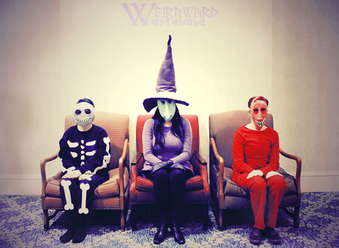 HalloweenTown Trick-Or-Treaters [1] by spellementary