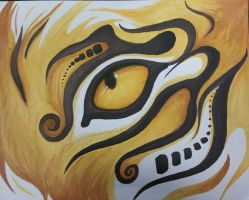 Tiger's Eye by The-BIack-Parade
