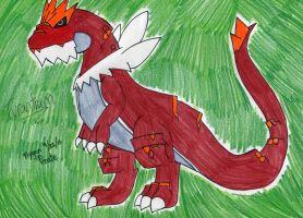 Pokemon- Tyrantrum