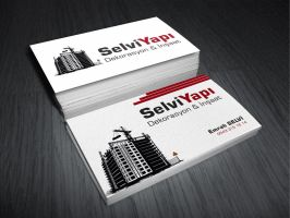 Business Card by Mottcalem