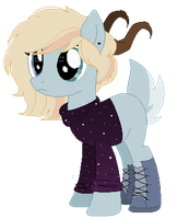 Deer Pony Auction #75 [ CLOSED ] by LiszeueAdopts