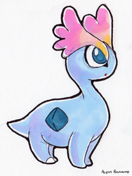 #698 Amaura by little-ampharos
