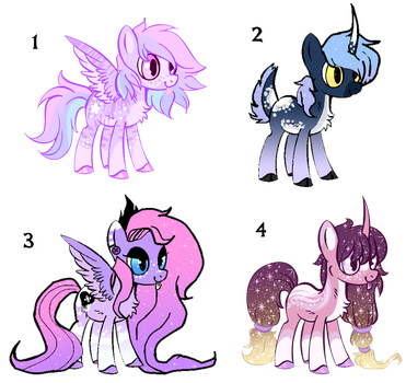 Shipping MLP Adopts - CLOSED by CHEESE-CHEDDAR