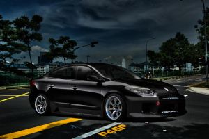 Renault Fluence Drift edition by panos46