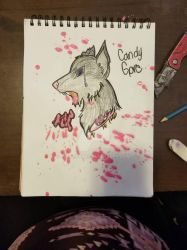 candy gore  by rosebefor