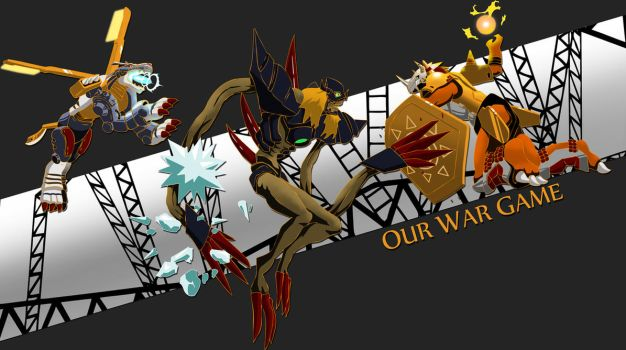 Our War Game by Jonas64