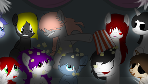 Popcorn For All! by HelloThere9999
