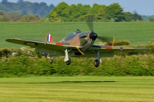 Hawker Hurricane Mk.IIa by Daniel-Wales-Images
