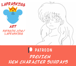 PATREON PREVIEW: Ranma Pregnant by laprasking