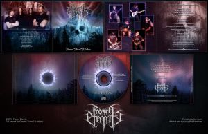 Frozen Eternity EP layout by fensterer