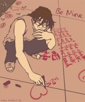 Be Mine by RecoveringZombie