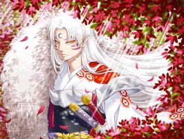 Sesshomaru by xypca