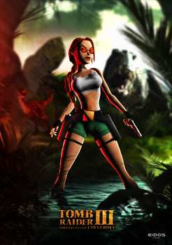 Tomb Raider III - Adventures Of Lara Croft by FearEffectInferno