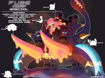 F.U.S.E Corp Special: Gadomago by Dragonith