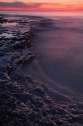 Cave Point Sunrise by Nate-Zeman