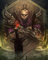 King Of Orc by drawinguy