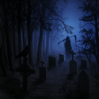 Graveyard by CuteReaper