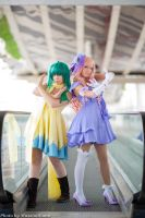 Ranke Lee e Sheryl Nome by Hellena88