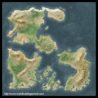World Building Test Map by WorldBuilding