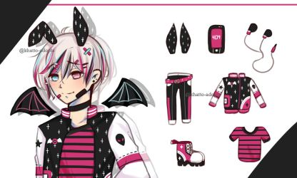 [Auction CLOSED] Bishie adopt by khatto-adopts