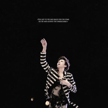 [EDIT]  Reaching for the stars -SeHun- by Mister-Raindrop