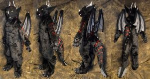 Black Dragon  - for sale! by temperance