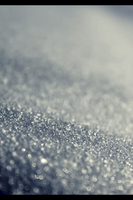 Snow bokeh by LeT-PL