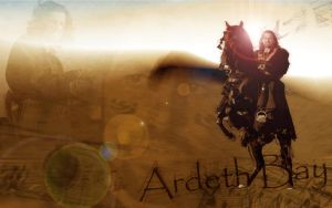 Ardeth Bay Wallpaper by PhantomKat813