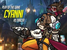 Play of the Game Badge: Cyanni by the-gneech