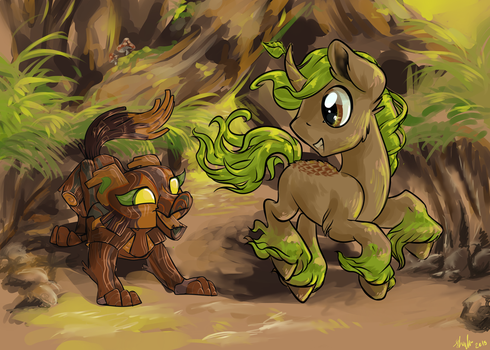 Forest Friends by Catnip1996