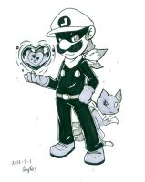 Mr.L and Sneasel