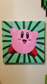 Kirby by demonXeyes