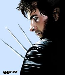 Wolverine is Major Badass by creepinowl