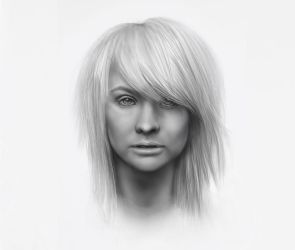 face_practise by Gosp