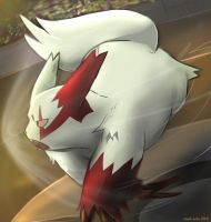 Pokemon: Zangoose
