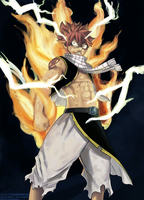 FT 245-20 Natsu by GTColors