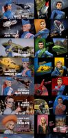Thunderbirds Titles - Old  VS New [2of2] by DoctorWhoOne