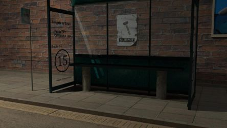 Bus Stop by MaximusKPrime